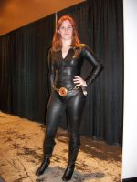 BlackWidow 1 cosplay nycc 2010 by lenlenlen1