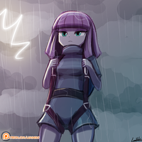 (Speed Paint) Maud is ready by luminaura