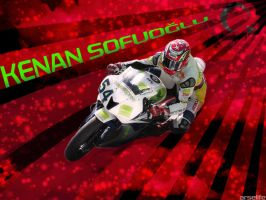 Kenan Sofuoglu by arselife