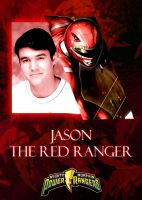 2nd MMPR 2010 - Jason by scottasl