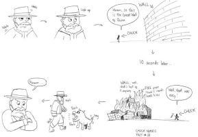Chuck Norris in China, Part 1 by AmpleDeviant