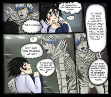 death note doujinshi [preview] by nutburgers-official