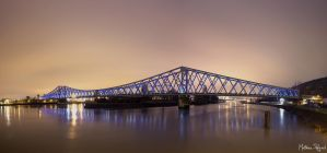 Pont Eauplet - Rouen by Makavelie