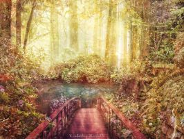 Botanical garden by SweetDreamsArt