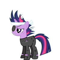 Future Twilight Vector (Part of Collab) by MaoMao27