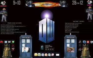 Doctor Who V1.1 by dpb261079