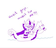 Forever Alone Eridan by Crestling