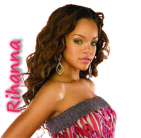 Rihanna PNG by chicastecnologicas21