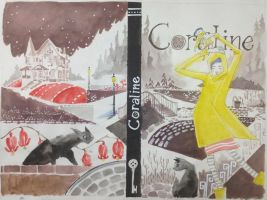 Coraline Cover by Shifty264