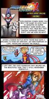 That Mega-Romantic Story - Contest by Fenril-Huayra