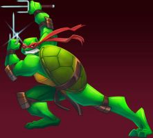 TMNT BTTS: Main Titles Raph by E-Mann