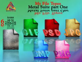My File Types.Metal Suite P1 by klen70
