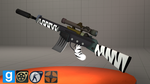 FoE - Zebra Assault Rifle [DL] + [MODs Update!] by WhiteSkyPony