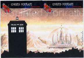 Gallifrey.  The homecoming. by Timedancer
