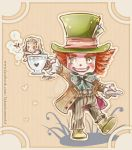 Commission Mad Hatter by SakurahimeArt