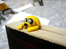 paperclip bookmarks by GasMaskMonster