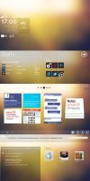 Table UI Concept ver.1 by Reymond-P-Scene