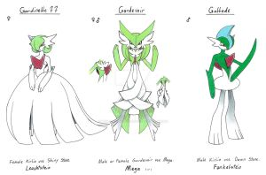 My wish to Gardevoir by Megaloceros-Urhirsch