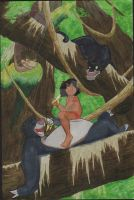 Jungle Book 2015 by RadPencils