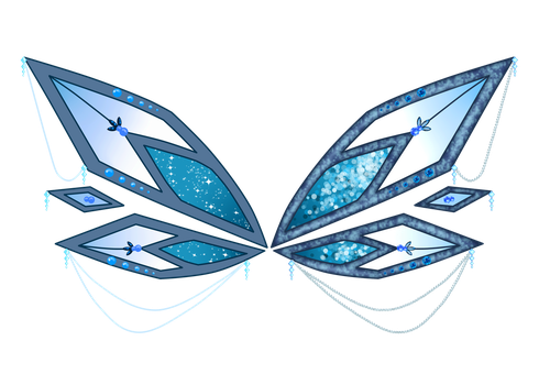 COM: Yuki Enchantix Wings by anazgred