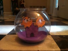Fairly Odd Parents fishbowl prop by OurLivingLegacy