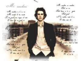 Josh Groban Mi mancherai by HappinessIsMusic