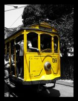 Brazil Cable Car by Lilywen