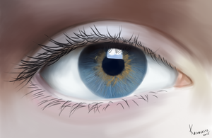 Eye Practice by Kathaersys