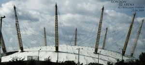 London 02 Arena by Mr-Xvious