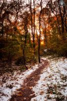 and it melts away by JustinDeRosa
