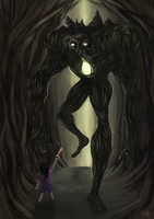 Forest Giant by Whimsnicole