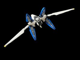 Lego Arwing 4 by archus7