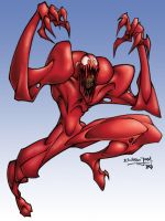 Carnage sketch by Maiss-Thro