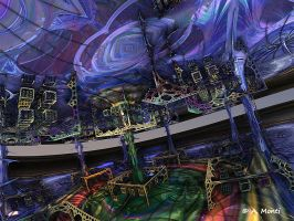 Hallucinogen room by syrius6