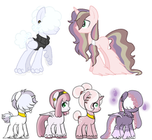 Breedable Results for SleepyDoodles [OPEN 1/4] by magicalgirlfriends