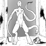 Blessed with the mark of Slaanesh by maxviolence