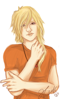 OC: Michael Hayes by Emotional-Silence