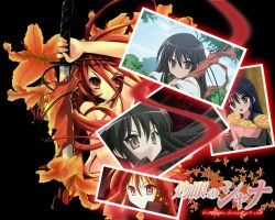 Shakugan No Shana - WallPaper by DrawToLive