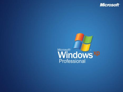 Windows XP Profession Edition by helix11dx