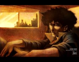 COWBOY BEBOP-- DAY IN THE LIFE by DarkChildx2k