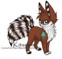 Kitsune Adopt 1 _CLOSED_ by MichelleTheCat