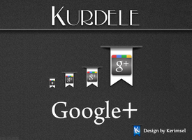 Kurdele Google Plus by h2okerim
