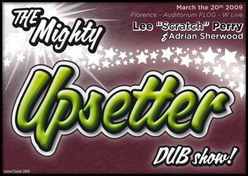 the Upsetter by sz