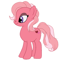 Valentines Pony Adopt by Nyrexis