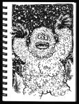The Abominable Snowman by RADMANRB