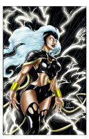 Classic Storm by Ken Hunt by richmbailey