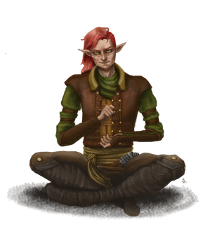 Enlil Lavellan 2 by Vicdin