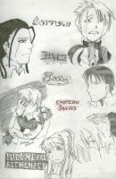 Emotions : Sorrow FMA by living4him