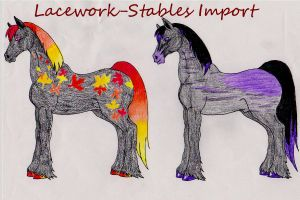 Lacework-Stables Import by rempage