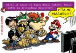 Super Mario Spoof by Quasi77